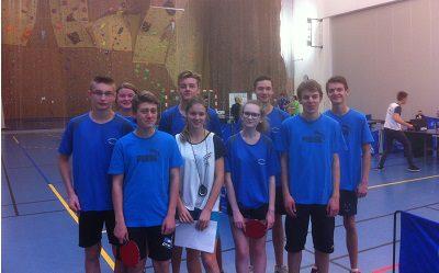 Tennis de table – Championnat départemental à Thionville