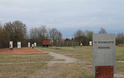 Ein Beispiel von einem KZ-Struthof-Außenlager: KZ Hessental