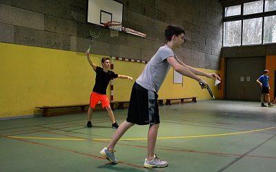 UNSS : Badminton