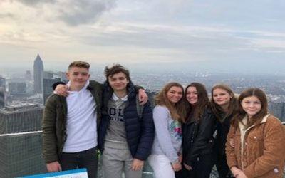 Nouvel échange franco-allemand avec le lycée de Wölfersheim : paroles d'élèves