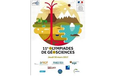 Olympiades de Géosciences 2017