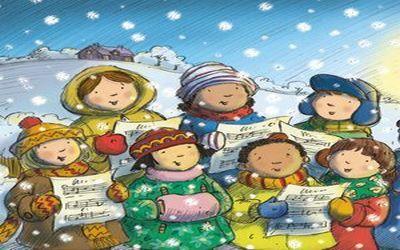 Sonneries pendant la période de Noël , partie germanique.