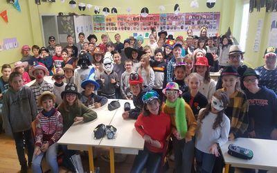Carnaval chez les primaires !