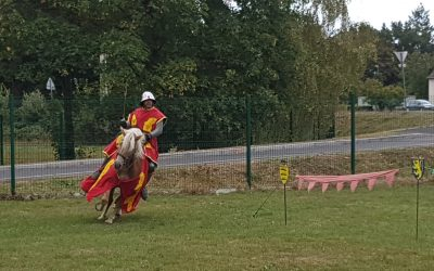 Les chevaliers du Moyen Âge, de retour avec une nouvelle formule